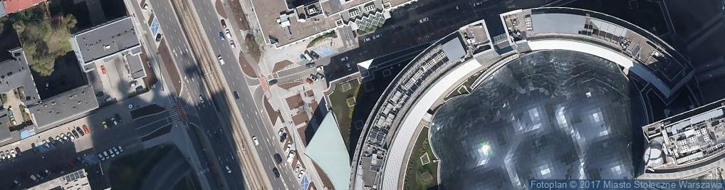 Zdjęcie satelitarne Van Graaf