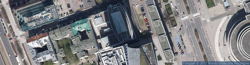 Zdjęcie satelitarne VAN THORN