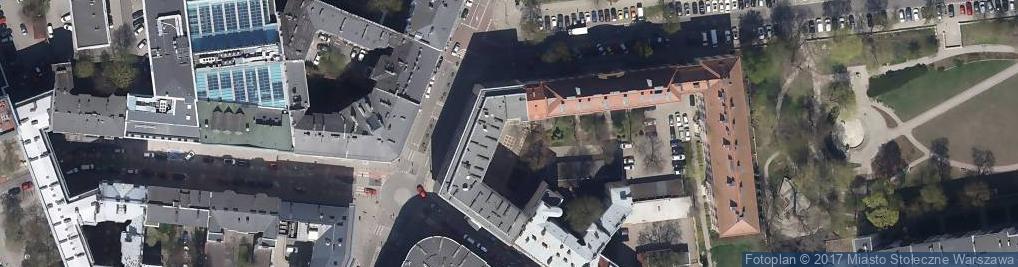 Zdjęcie satelitarne Wolford-Roeckl