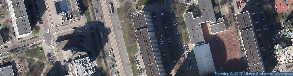 Zdjęcie satelitarne Okulista