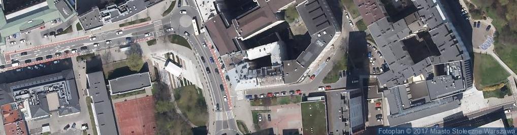 Zdjęcie satelitarne Vel-Med - Leczenie zeza dzieci