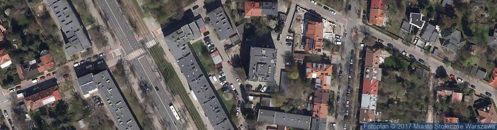 Zdjęcie satelitarne UMTS Orange