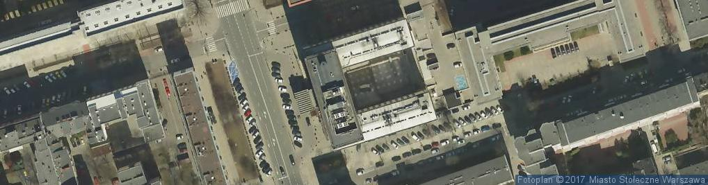 Zdjęcie satelitarne Hotel Grand