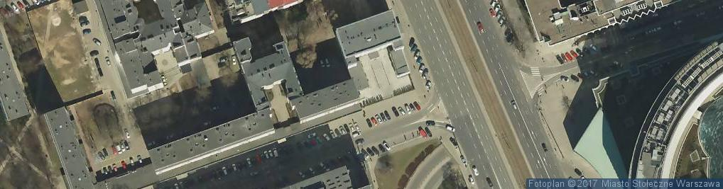 Zdjęcie satelitarne Auto-Luz