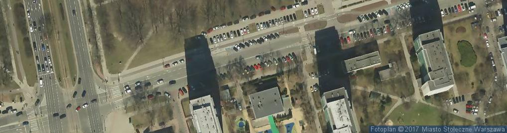Zdjęcie satelitarne Szkoła Jazdy GAZeLka Driving School