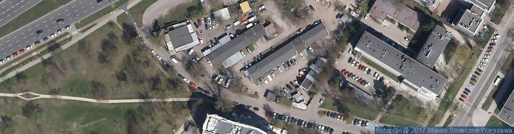 Zdjęcie satelitarne DYZIO Firma Handlowa