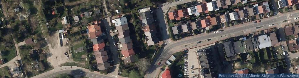 Zdjęcie satelitarne Słomki papierowe WebInspire