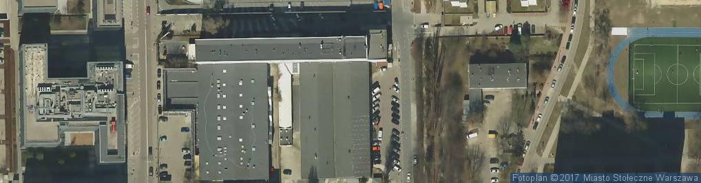 Zdjęcie satelitarne Hangar 646