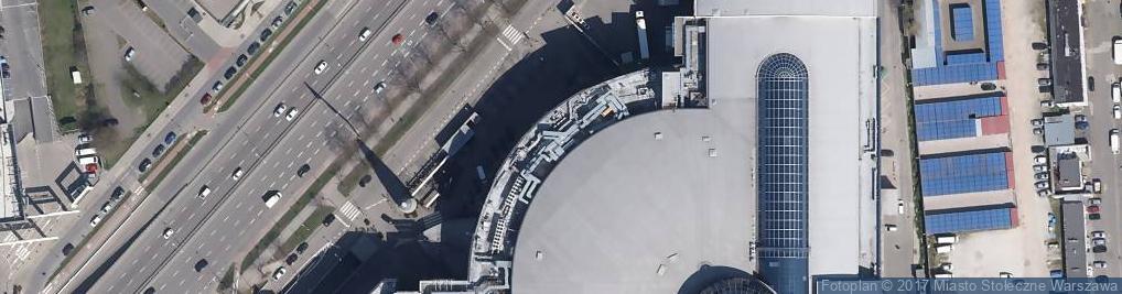 Zdjęcie satelitarne Time Machine Minigolf