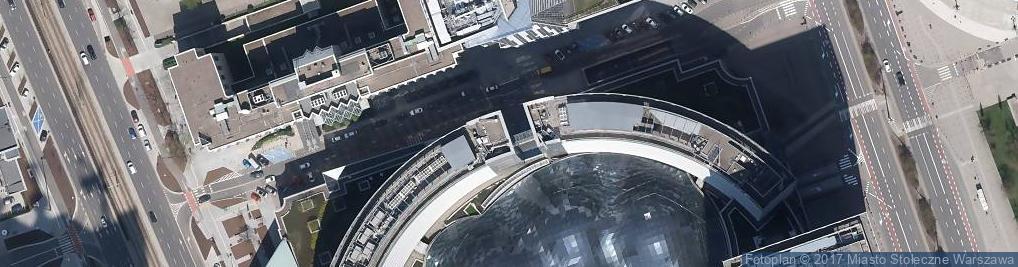 Zdjęcie satelitarne Pawo - Sklep odzieżowy