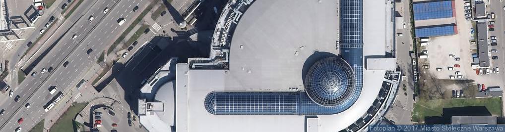 Zdjęcie satelitarne Pizza Hut - Pizzeria