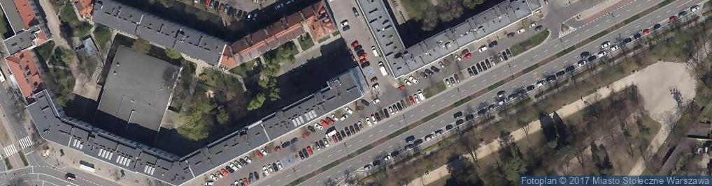 Zdjęcie satelitarne Pepperoni Restorante