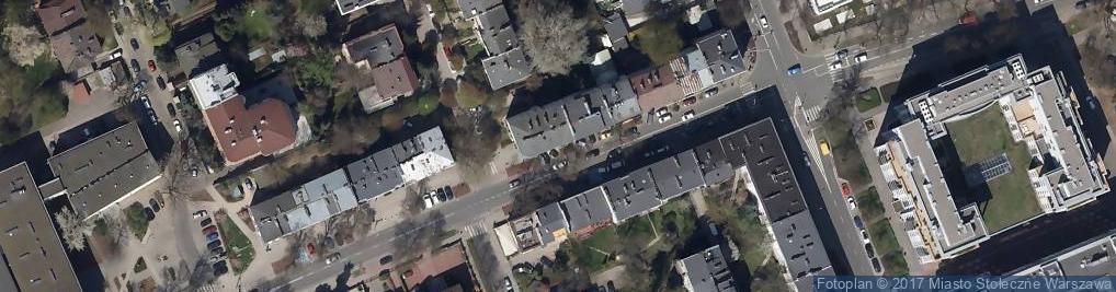 Zdjęcie satelitarne UMTS Play