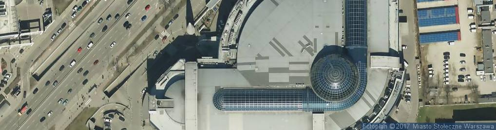 Zdjęcie satelitarne Plus - Sklep
