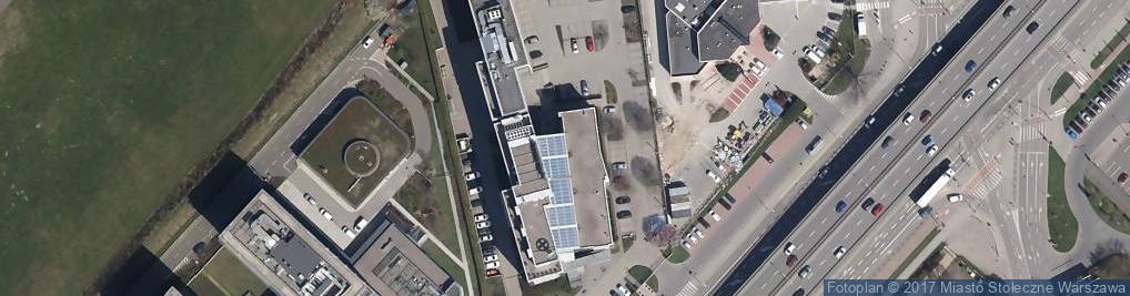 Zdjęcie satelitarne UMTS Plus