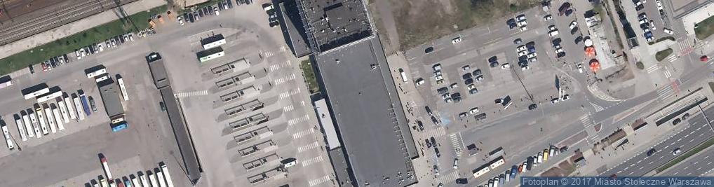 Zdjęcie satelitarne FUP Warszawa 79