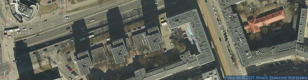 Zdjęcie satelitarne Aleja AL