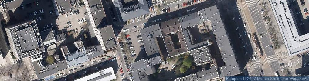 Zdjęcie satelitarne SCSK Żurawia ***