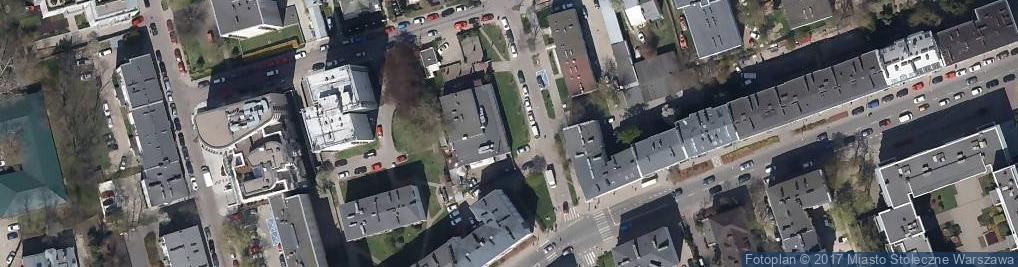 Zdjęcie satelitarne Restauracja Galeon