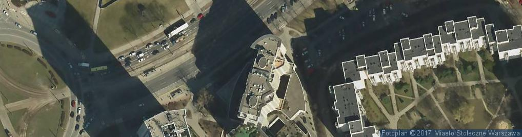 Zdjęcie satelitarne Spiżarnia