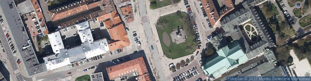 Zdjęcie satelitarne Adam Mickiewicz