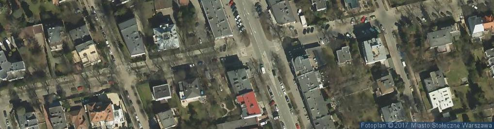 Zdjęcie satelitarne Agnieszka Osiecka