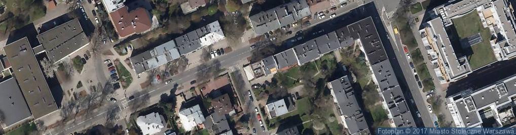 Zdjęcie satelitarne Bronisław Tomecki