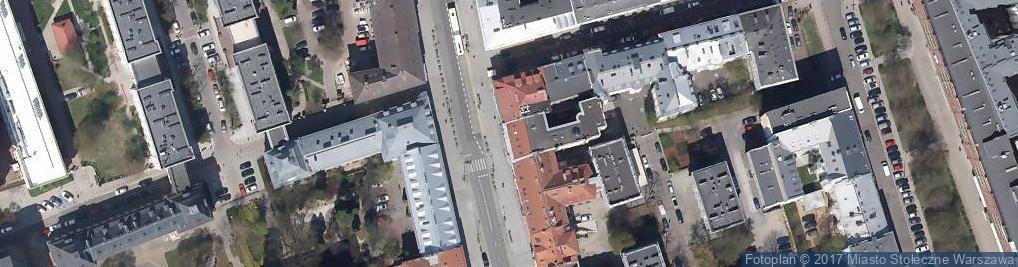 Zdjęcie satelitarne Melchior Wańkowicz