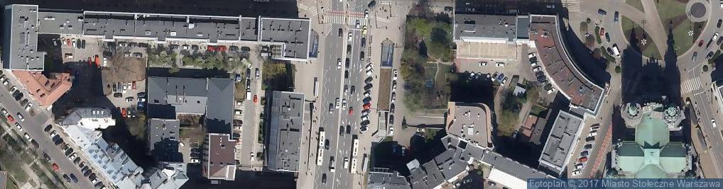 Zdjęcie satelitarne prof. Roman Ciesielski
