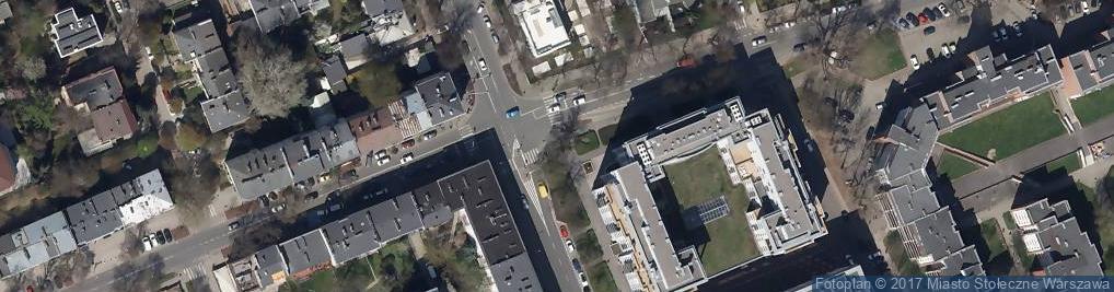 Zdjęcie satelitarne Stefan Żeromski