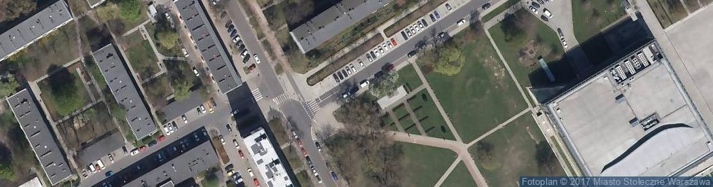Zdjęcie satelitarne Willy Brandt