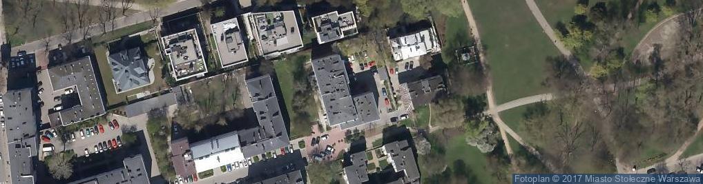 Zdjęcie satelitarne Poradnia ds. Przeciwdziałania Przemocy w Rodzinie WOIK