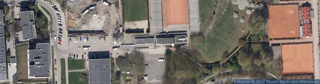 Zdjęcie satelitarne Portucale