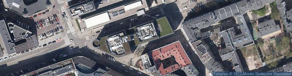 Zdjęcie satelitarne Grantera - dotacje na rozwój i innowacje