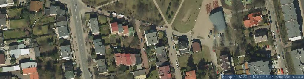 Zdjęcie satelitarne Hiso Kredyty Gotówkowe