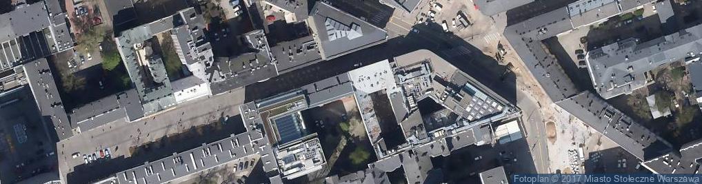 Zdjęcie satelitarne Pretty One - Sklep odzieżowy