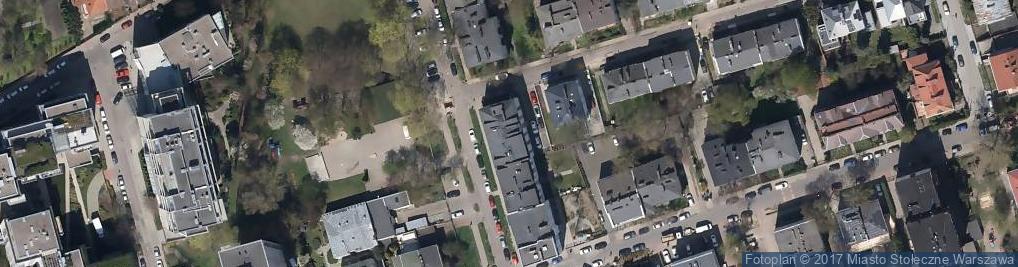 Zdjęcie satelitarne 3P Holding