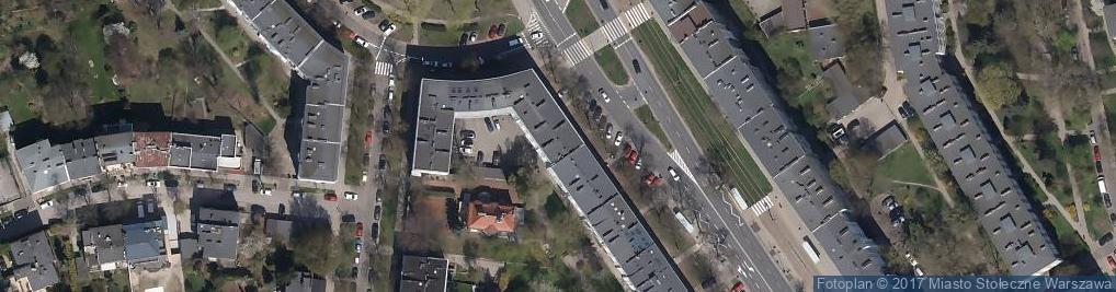 Zdjęcie satelitarne A & H Jarczyński S.C.