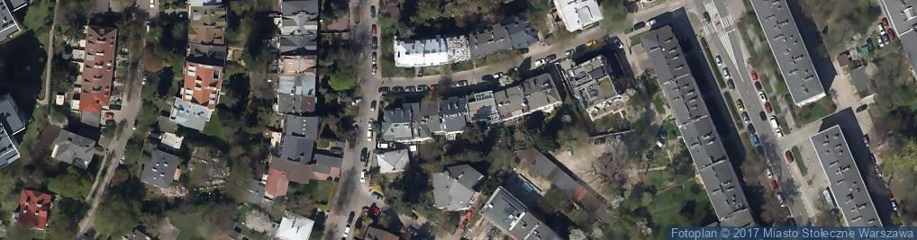 Zdjęcie satelitarne A Plus A