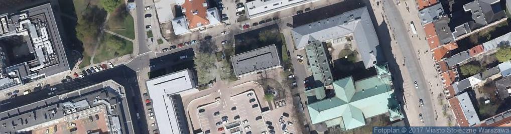 Zdjęcie satelitarne Ab Cosmetioue Polska