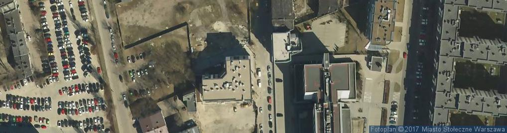Zdjęcie satelitarne Ab Druk Zakład Poligraficzny