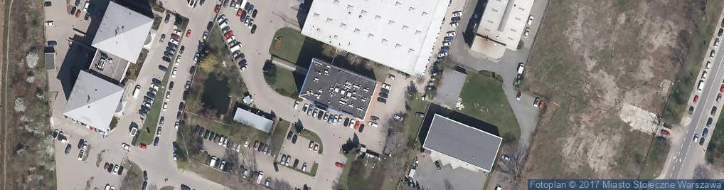 Zdjęcie satelitarne Acorus Development