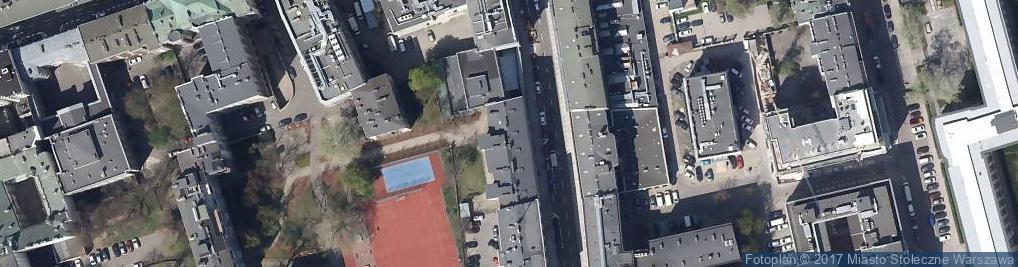 Zdjęcie satelitarne Ad Astra