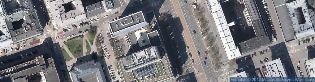 Zdjęcie satelitarne AD Drągowski