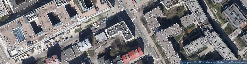Zdjęcie satelitarne Adam Wlazły 1) Wow Studio, 2) Alabama Art Buying & Production
