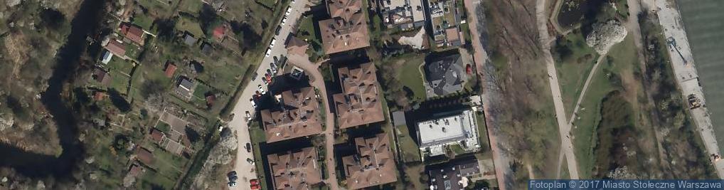Zdjęcie satelitarne Adrian Fijołek - Działalność Gospodarcza