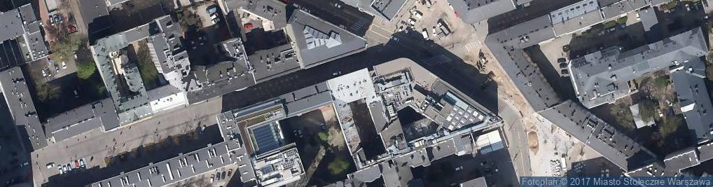 Zdjęcie satelitarne Adw Kancelaria Adwokacka