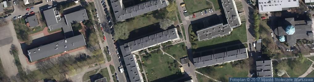 Zdjęcie satelitarne AE System