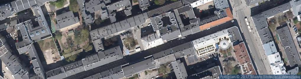 Zdjęcie satelitarne Afro Tax
