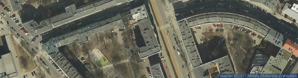 Zdjęcie satelitarne Aga Masaże Gimtastyka Korekcyjna